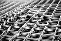 Сетка сварная оцинкованная 50x50x1,8мм (Ширина 1,5м)