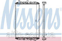 Радиатор охлаждения DAF XF95 E2, E3 1326966  (без рамки)