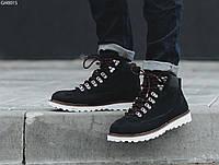 Зимние ботинки Staff NORTH BLACK 2019. [Размеры в наличии: 39,40,41,42]