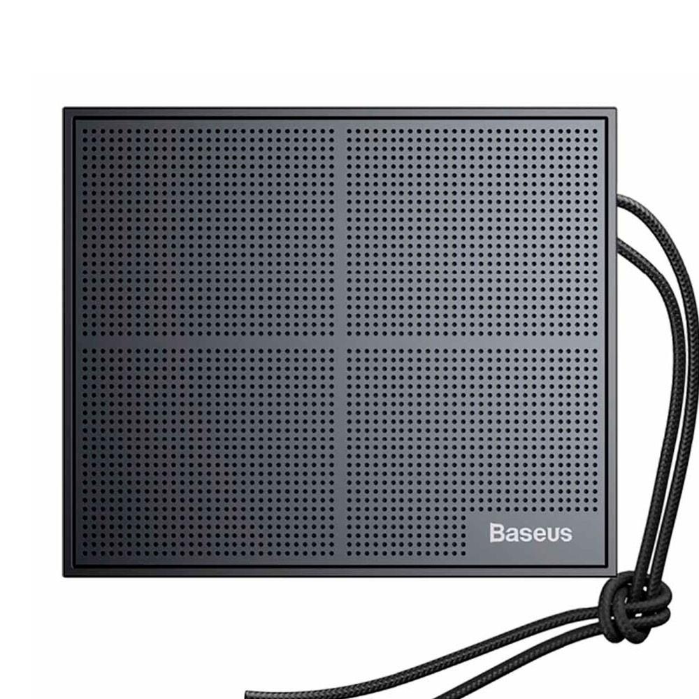 Портативная колонка Baseus Encok E05 10x4 см.