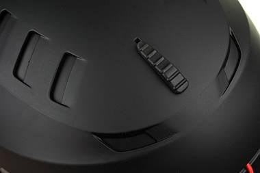 Шолом гірськолижний Marker Phoenix OTIS 4Block All S Black, фото 3