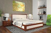 Кровать Arbor Drev Рената М бук с подъемным механизмом 180х200, Яблоня локарно