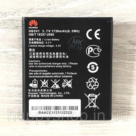 Оригинальная батарея Huawei Y300 (HB5V1), фото 2