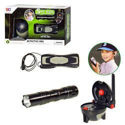 """Шпионский набор """"Подслушивающее устройство с жучком"""" ZR803"""