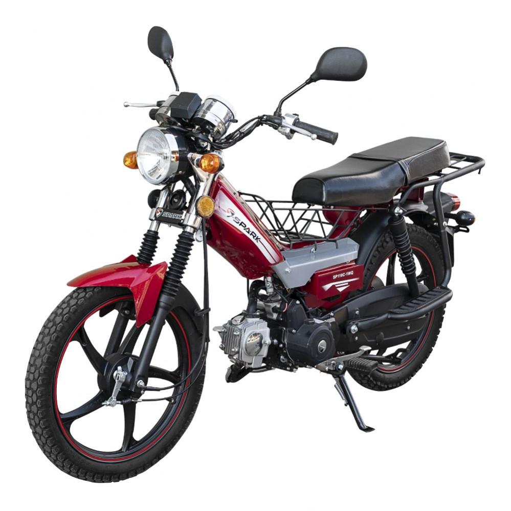 Мотоцикл SP110С-1WQ