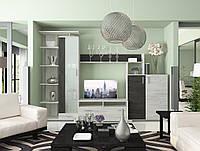 Стенка Сокме Поло для гостиной 290х206х46,5 см