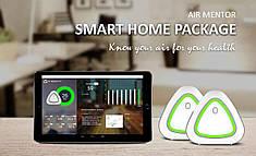 AIR MENTOR PRO. Комплект умных мониторов качества воздуха (SMART HOME PACKAGE)