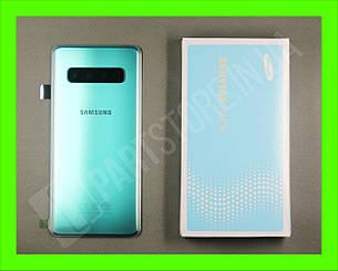 Cервисная оригинальная задняя Крышка Samsung G973 Green S10 (GH82-18574E), фото 2