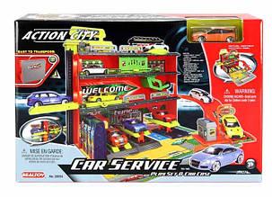 Игровой набор автомобильная мастерская