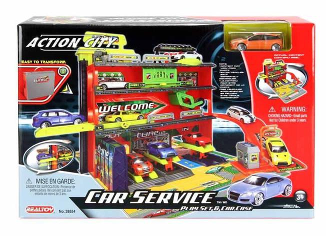 Игровой набор автомобильная мастерская , фото 2