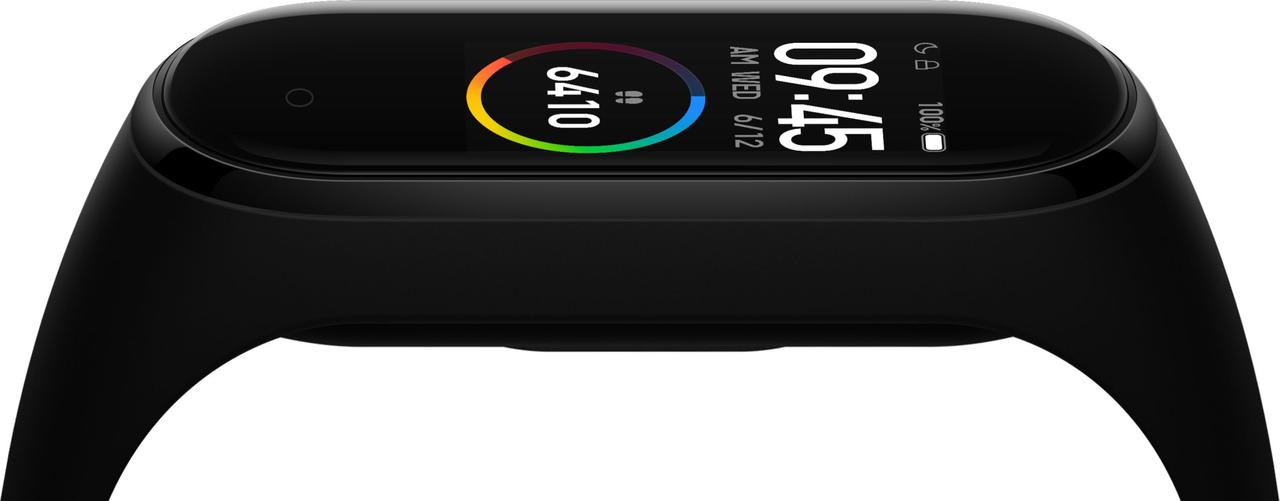 Оригинальный Xiaomi Mi Band 4 Украинский Русский Интерфейс AMOLED экран