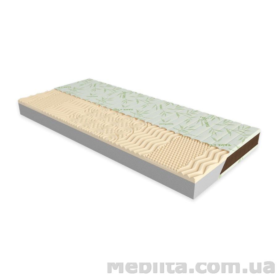 Ортопедический матрас Take&Go Bamboo NEO BLACK 140х200 ЕММ
