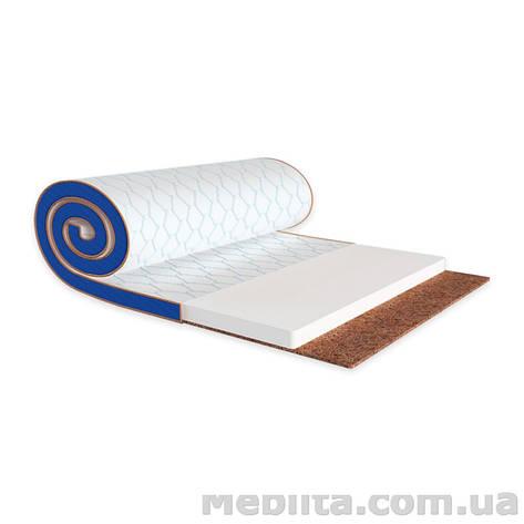Мини-матрас Sleep&Fly mini FLEX 2в1 KOKOS стрейч 140х200 ЕММ, фото 2