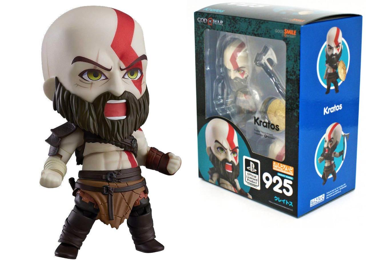 Фигурка Nendoroid Нендроид Бог Войны Кратос God of War Kratos game GW GSCK 925