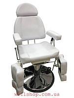 Кресло-кушетка для педикюра CH-227B белая