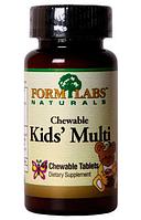 FormlabsChildren's Multi (chewable) 45 tabs