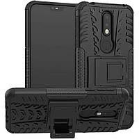 Чохол Armor Case для Nokia 7.1 Чорний