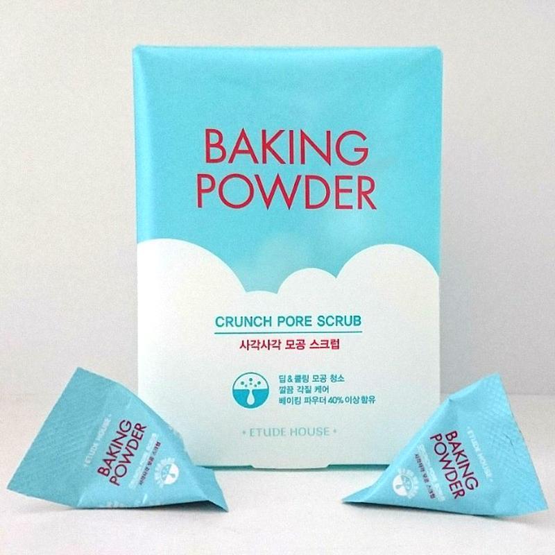 Скраб для глубокого очищения Baking Powder Crunch Pore Scrub, 24шт*7гр