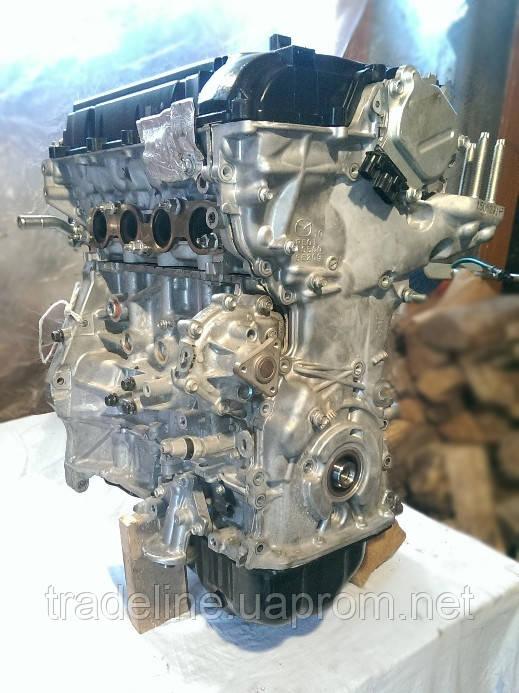 Двигатель MAZDA 6, 3, CX5, Skyactiv 2013-16 г.в, пробег 5,5 тыс.км! 2,0 бензин