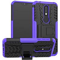 Чохол Armor Case для Nokia 7.1 Фіолетовий