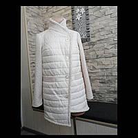 Модная  демисезонная женская куртка 42р