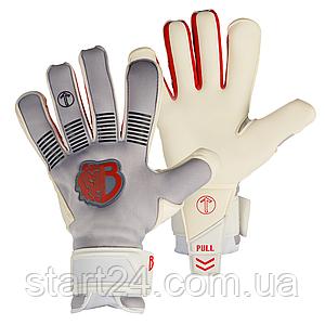 Вратарские перчатки Bravry GK Catalyst Grey