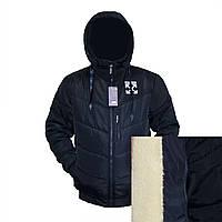 Мужские зимние куртки на овчине фабричный пошив пр-во Украина  E1838H