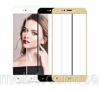 Захисне 2D скло для Xiaomi (Сяоми) Mi Note 2 (на весь екран)