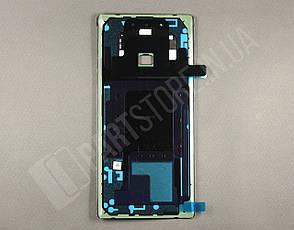 Cервисная оригинальная задняя Крышка Samsung N960 Black note 9 (GH82-17071A), фото 2