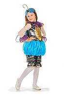 Детский карнавальный костюм Муха-Цокотуха на рост 110-120 см