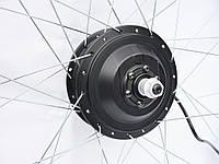 Мотор-колесо MXUS XF15F 350-500W переднее редукторное