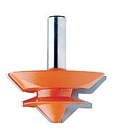 Комбинированная универсальная фреза CMT 50,8х22,2х45хмм хв.12мм (арт. 955.504.11)