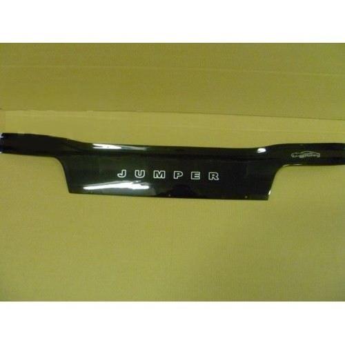 Дефлектор капота  Citroen Jumper с 1994-2003, Мухобойка Citroen Jumper