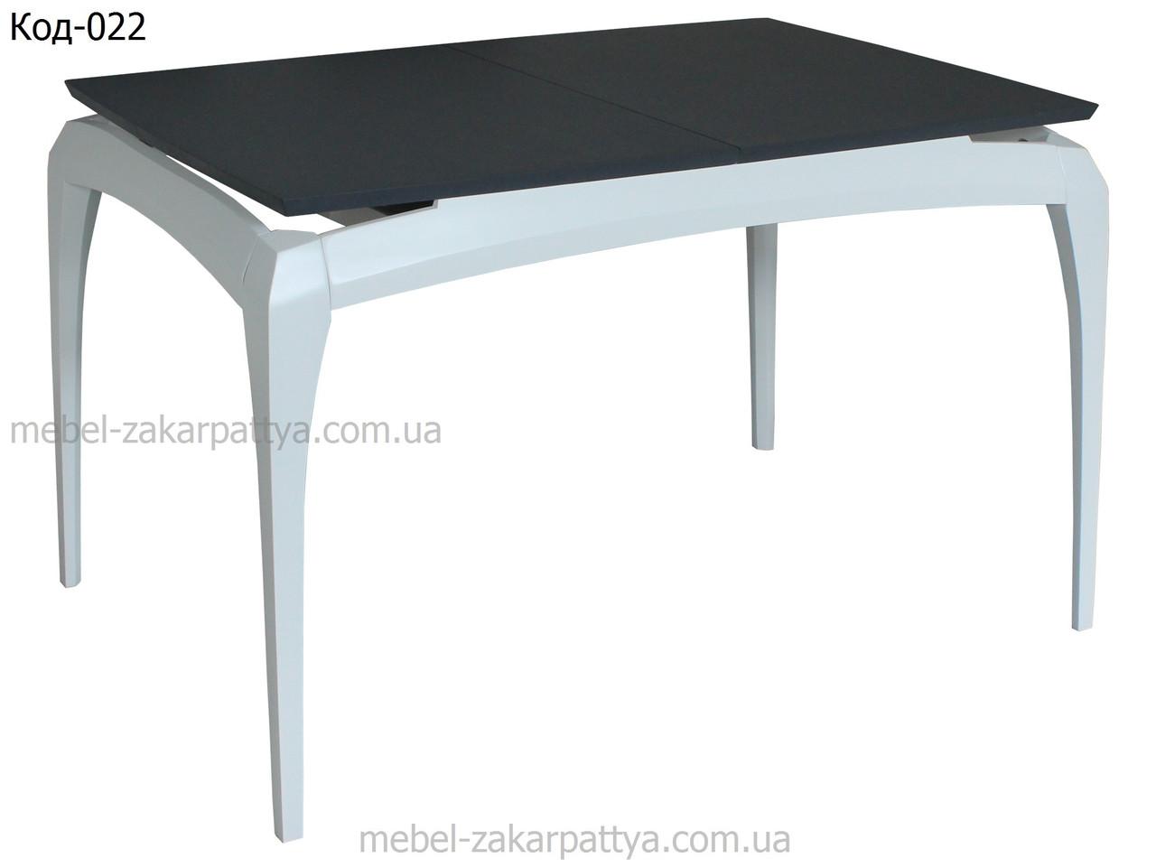 Стол деревянный раскладной  Код-022