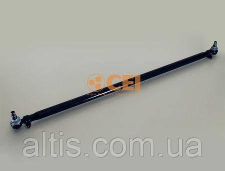 Поперечная рулевая тяга MAN, L=1652 mm CEI (Италия)