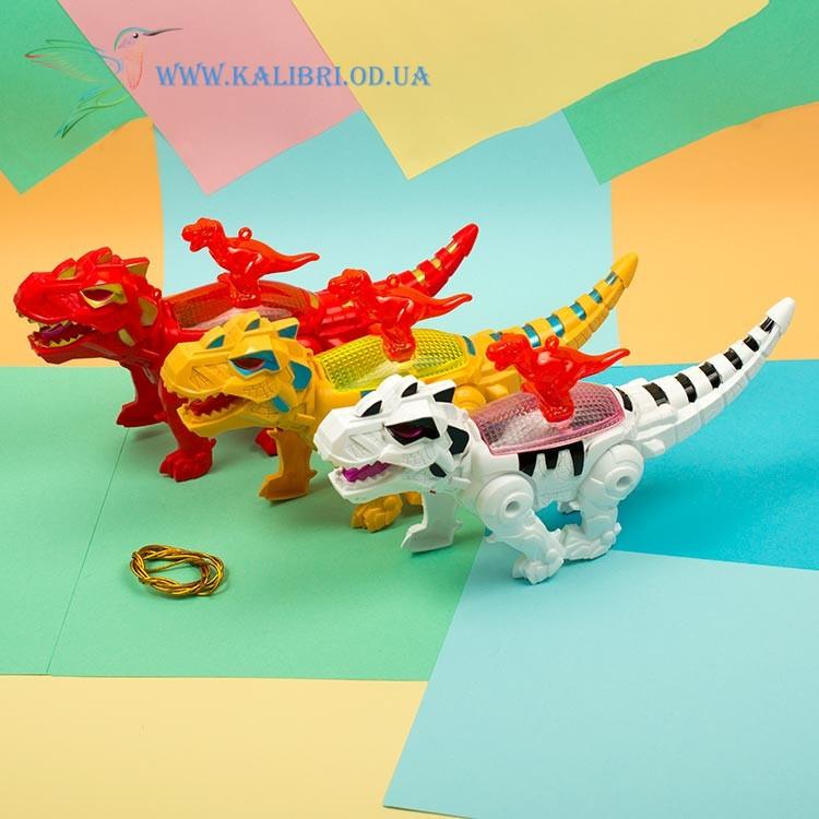 Механічна іграшка динозавр Рекс