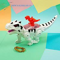 Механічна іграшка динозавр Рекс, фото 2