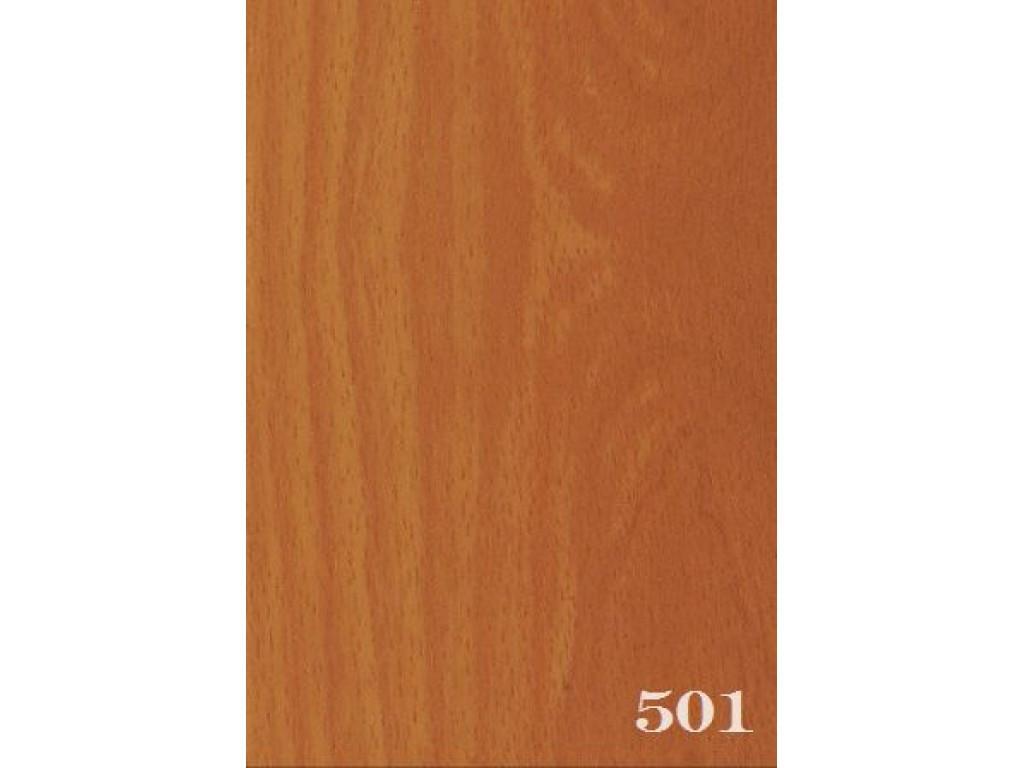 Дверь гармошка глухая ЭЛИТ, 501 вишня, 880х2030х10 мм