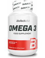 BioTech Natural Omega 3 (риб'ячий жир)