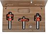 Набор фрез для арочных мебельных дверок (арт.900.024.11)