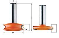 Набор фрез для изготовления 'жалюзиCMT 38х3,2мм хв.12мм (арт. 955.701.11)
