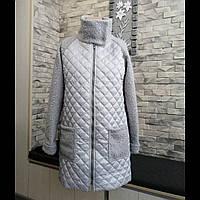 Осенняя женская куртка 44-46р