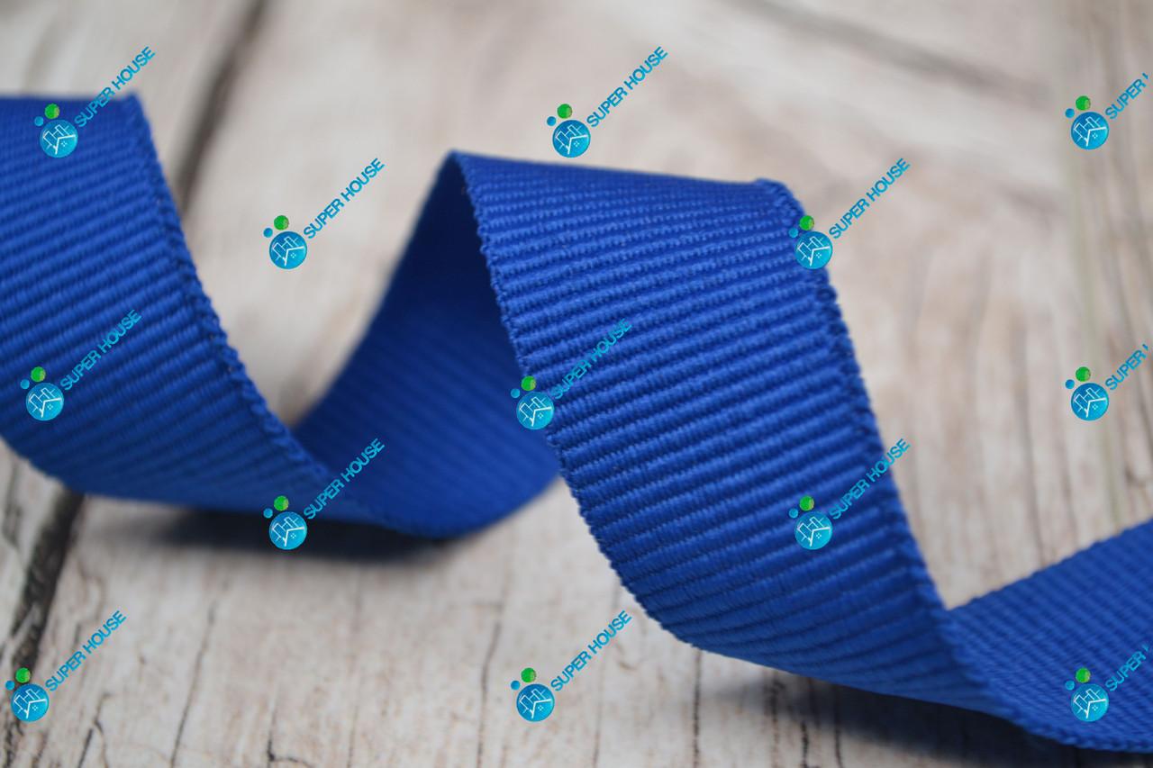 Лента окантовочная /23мм/синяя/арт. 2503