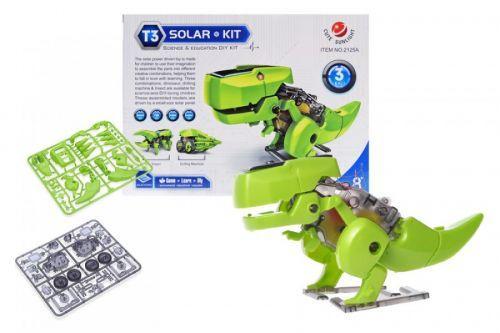 """Конструктор """"Буронозавр"""" 3 в 1, на солнечной батарее 2125A"""