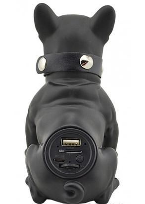 Беспроводная портативная Bluetooth колонка CoolDog CH-M12 Black, фото 2
