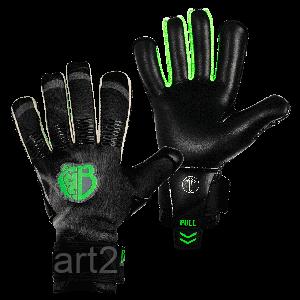 Вратарские перчатки Bravry GK Catalyst Black