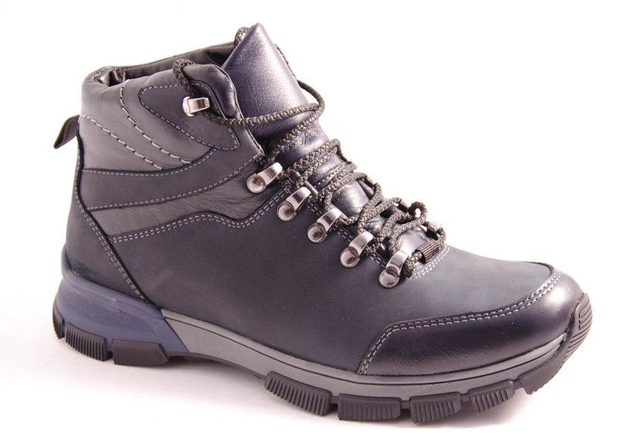 Ботинки мужские синие Romani 5650121/2 р.40-45