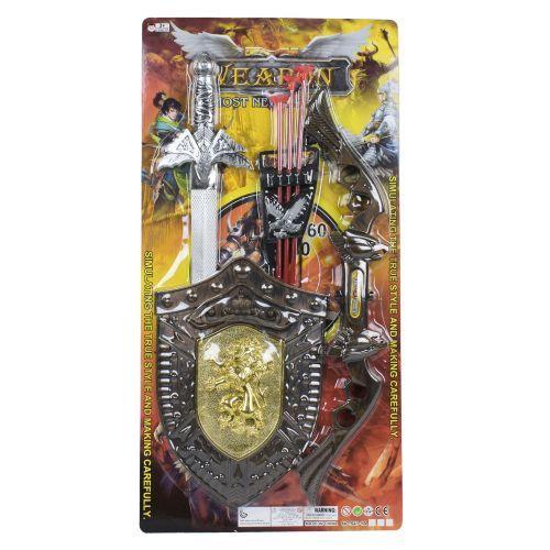 """Рыцарский набор """"Weapon"""" лук, меч 541-1A5"""