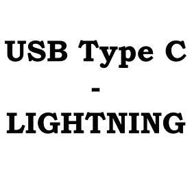 USB Type C - Lightning