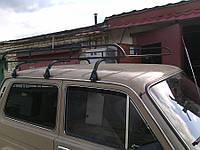 Грузовая корзина на крышу Ниву, Волгу - Десна-Авто ГК-3 1500х1200мм (неразборная)